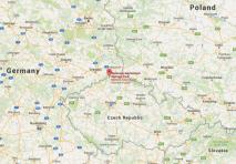 bohemian suiza map