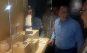 البعثة الأثرية المصرية تبدأ خلال أيام أعمال البحث عن جبانة للوزراء والنبلاء