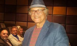 فى صالون د. أحمد درويش .. رضا عبد السلام يتحدث عن تجربته الإبداعية
