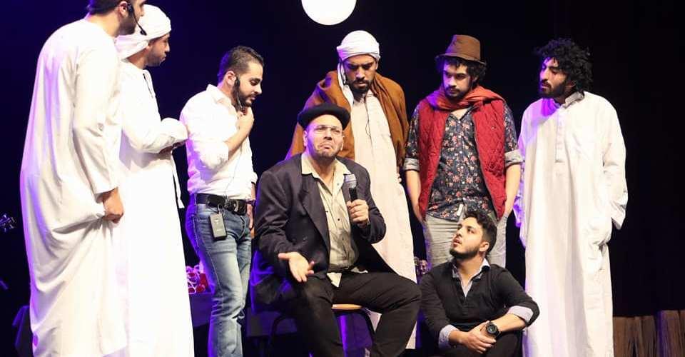 """بالصور .. ختام  مهرجان """"مسرح بلا إنتاج"""" بمضاعفة دعمه.. وتونس تحصد الجائزة"""