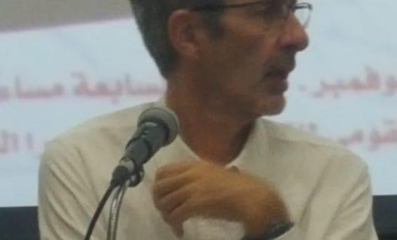 """بالصور ..ندوة المستقبل للإسلام الروحانى بالقومى للترجمة وتوقيع """"إريك يونس جوفروا"""" بجملة صوفية"""