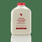 Miąższ aloesowy z sokiem z żurawin i jabłek Aloe Berry Nectar