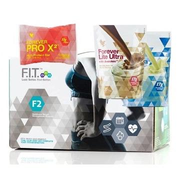 FOREVER F.I.T. 2 z Lite Ultra Vanilla/Chocolate i ProX2 cynamon