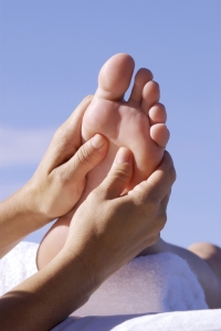 piedi in salute