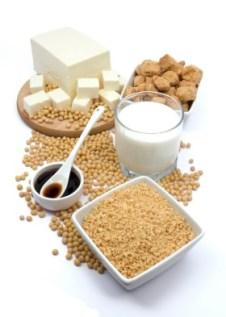 proteine isolate di soia