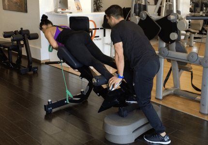 Personal Trainer Francis