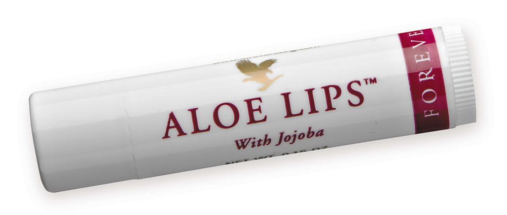 aloe lips jojoba forever