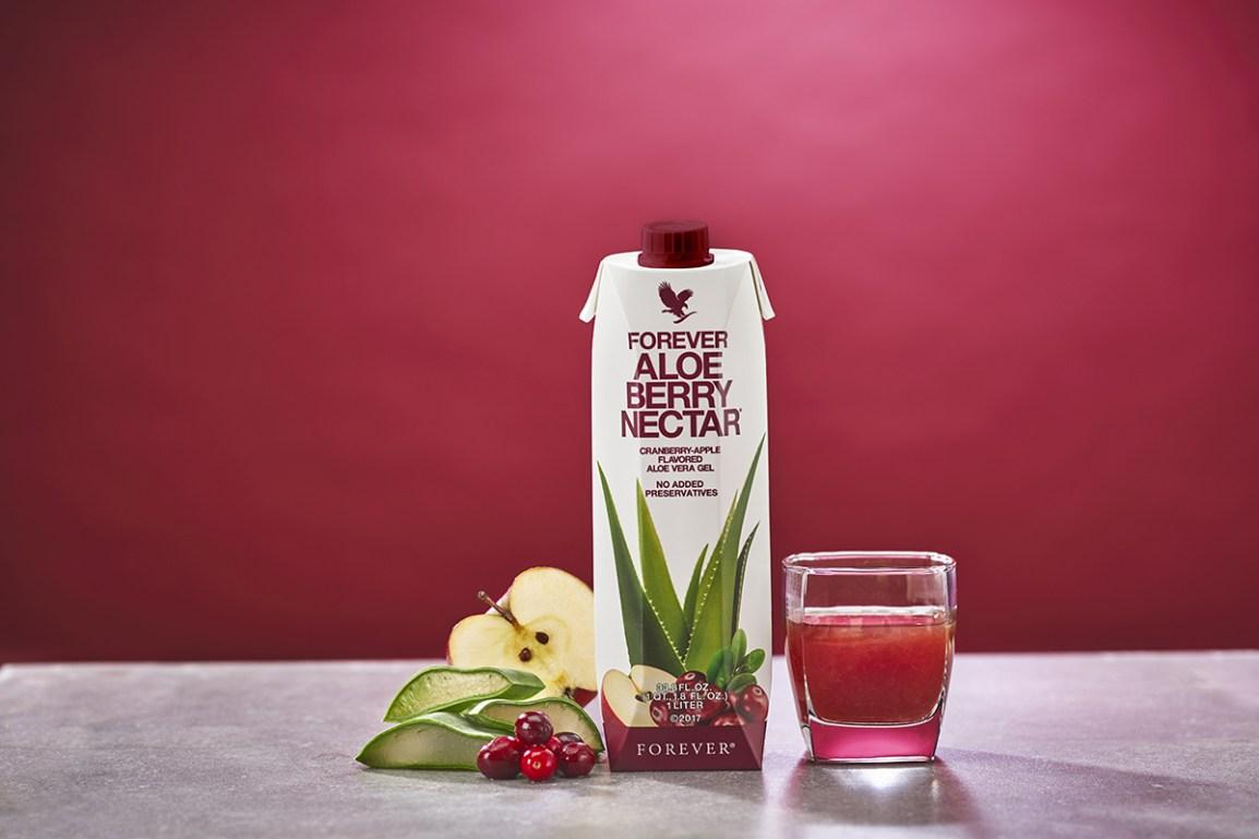 berry nectar fatigue