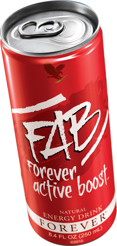 boisson énergétique fab