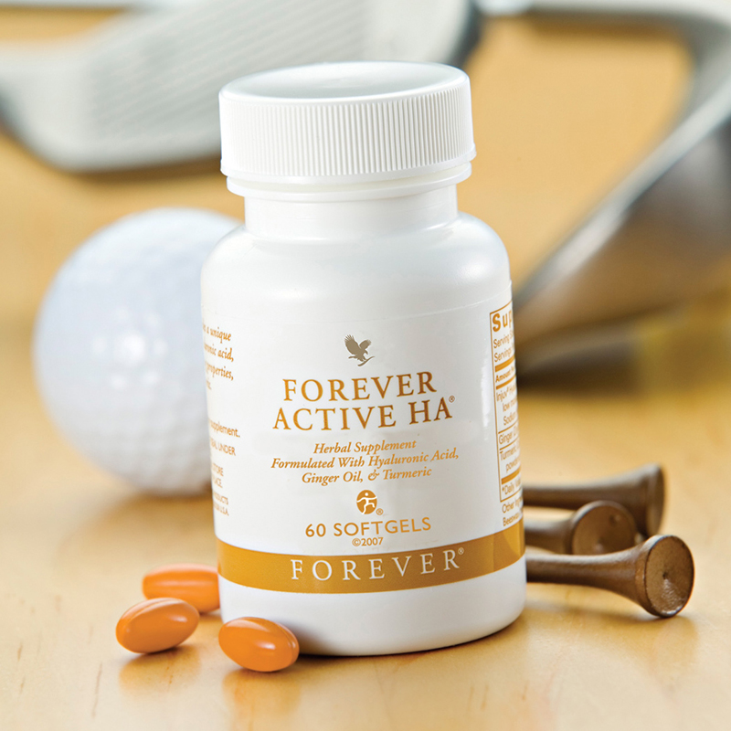 forever active ha complément alimentaire articulations