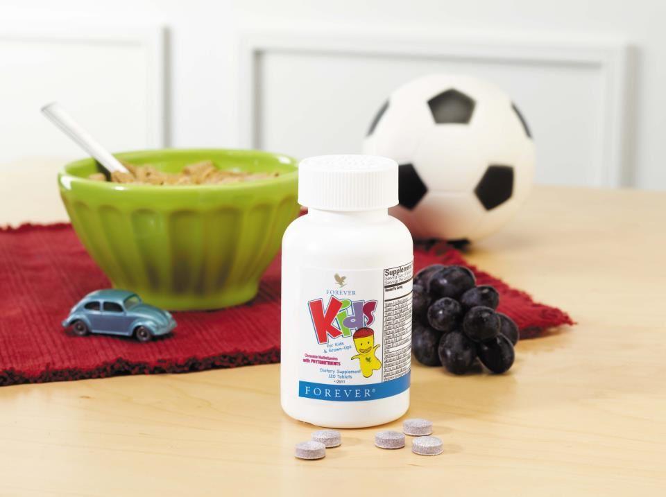 vitamines enfant