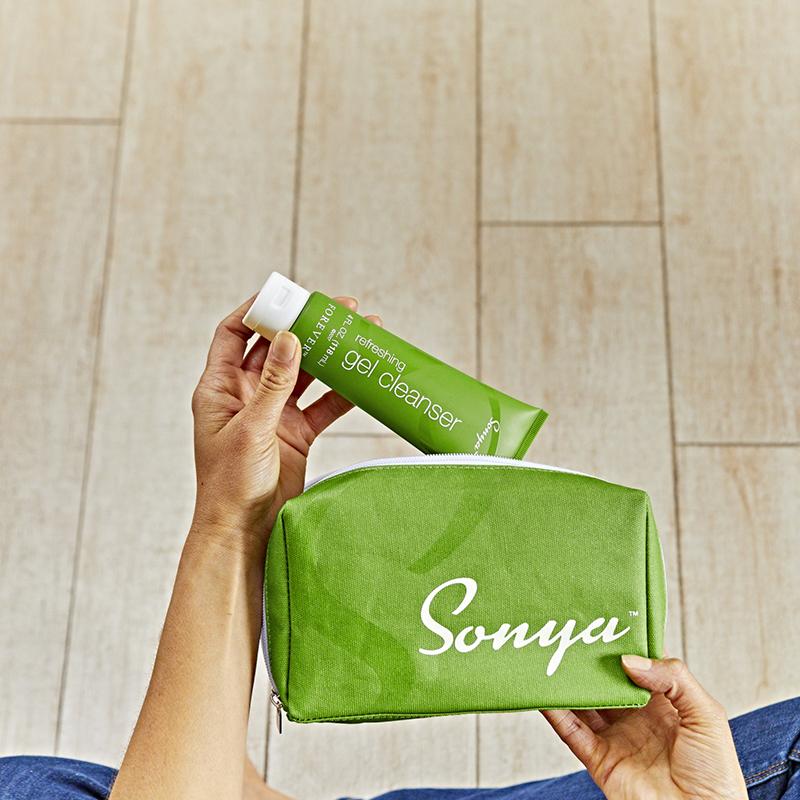 Gel nettoyant Sonya peaux mixtes