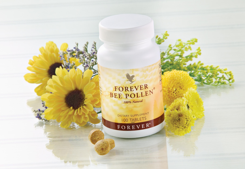 complément alimentaire pollen