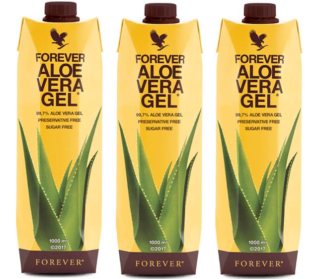 Tripack Forever Aloe Vera