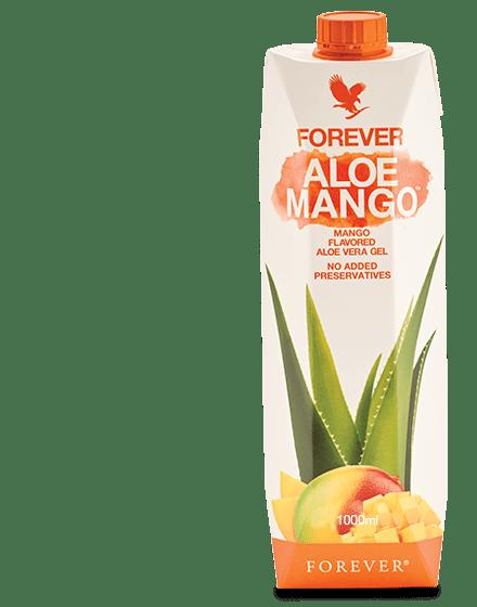 pulpe forever aloe mangue