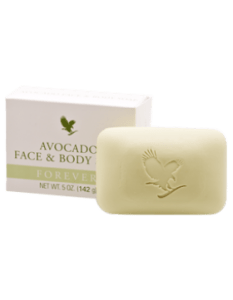 Avocado Face & Body Soap fra Forever Livinh