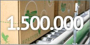 1500000 kutija godisnje
