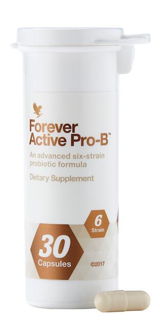 Forever Active Pro B i jedna kapsula