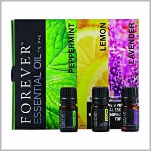 Forever Essential Oils Tri Pak