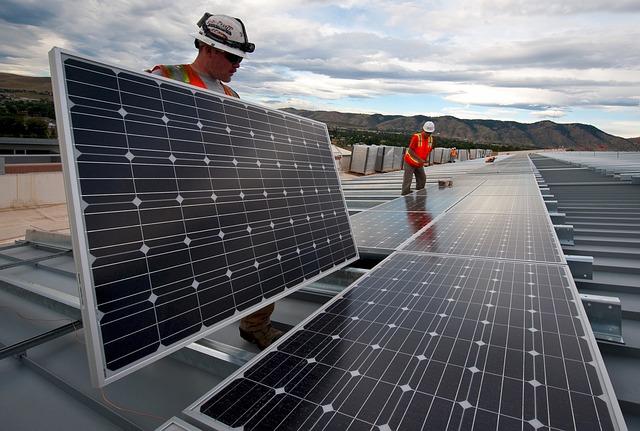Fotovoltaikanlagenhersteller