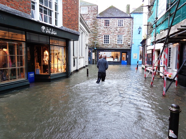 Elementarschäden Überschwemmung
