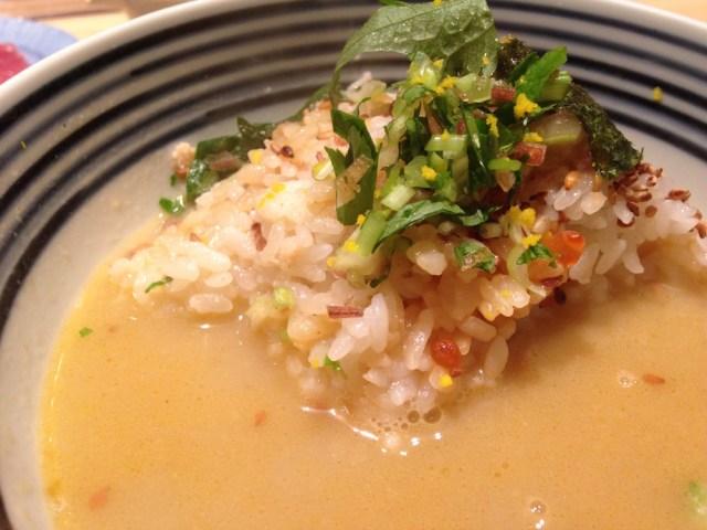 神楽坂ランチ(日本橋海鮮丼 つじ半)海鮮丼5