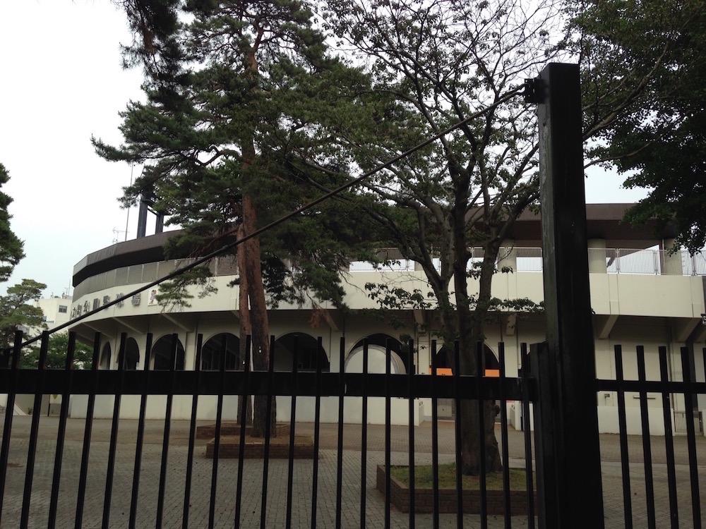 大宮公園(野球場)