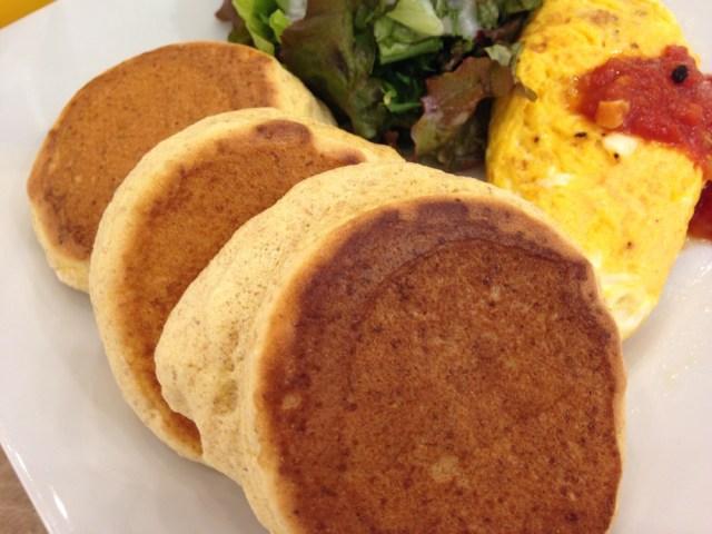 幸せのパンケーキ(大宮店・ランチ)