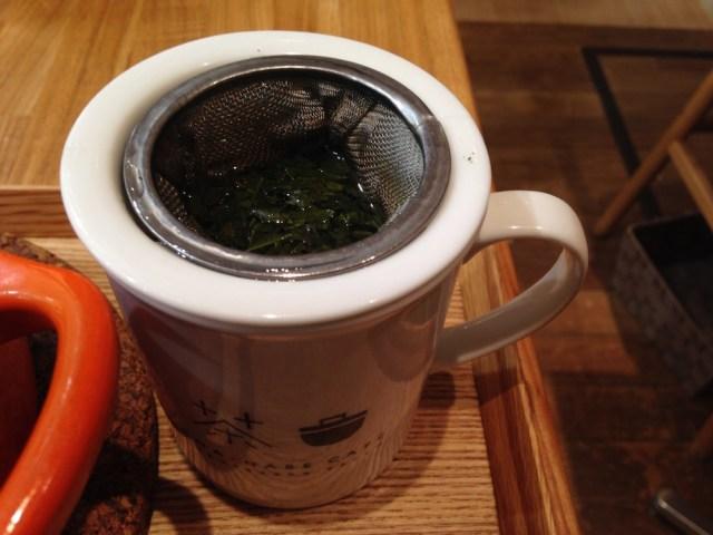 渋谷のランチ(茶鍋カフェ・ランチドリンク)