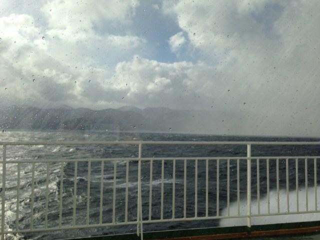 青函フェリー(はやぶさ・津軽海峡2)