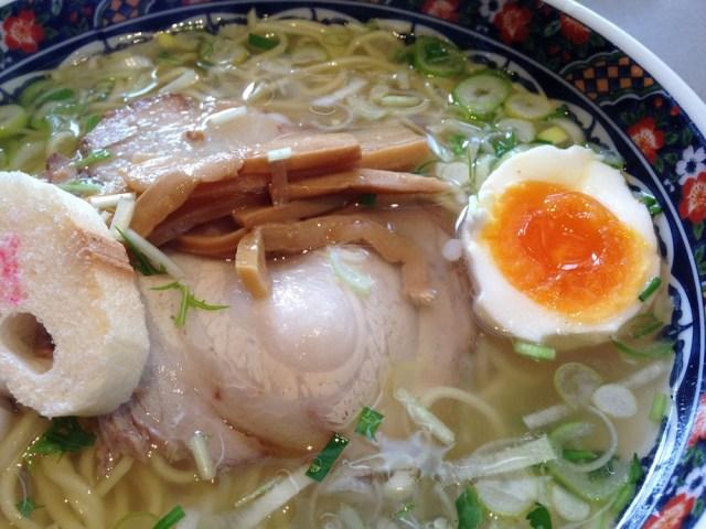 函館のラーメン!函館で人気のラーメン屋「麺厨房あじさい」