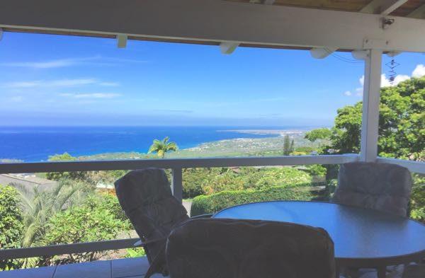 ハワイ島バケーションレンタル イプハレ IPU HALE