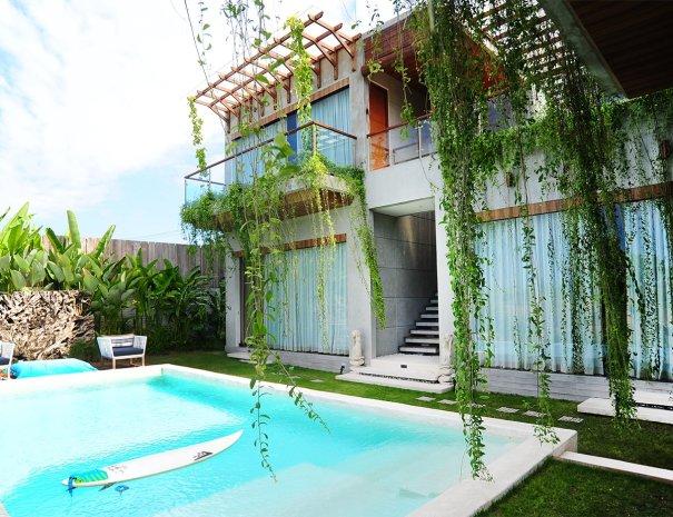 Rainbow Villa Pool
