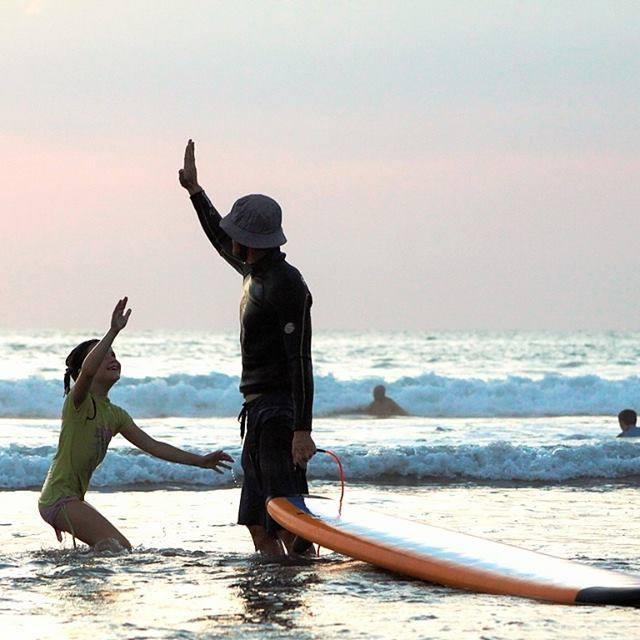 best surfing in bali