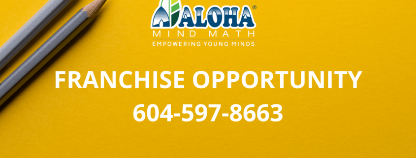 Aloha Mind Math Canada - Franchise Opportunity