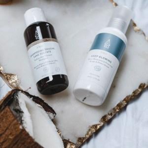Zestaw szampon naturalny i odżywka