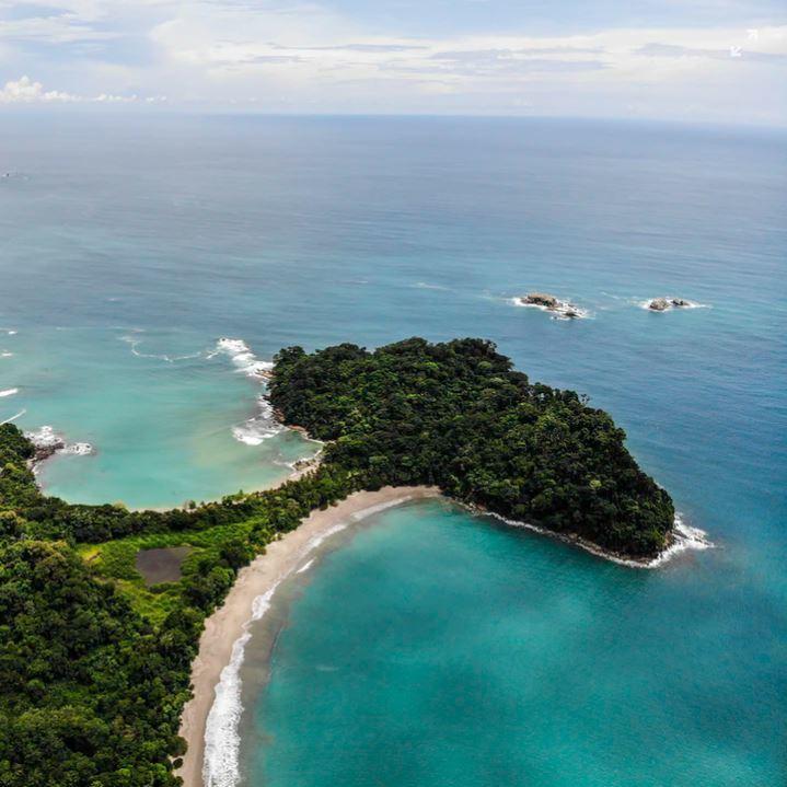Costa Rica Santa Teresa naturalna świeca zapachowa bez soi wosk