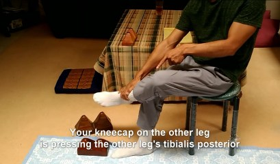 Self Massage 08 – Lower Legs2