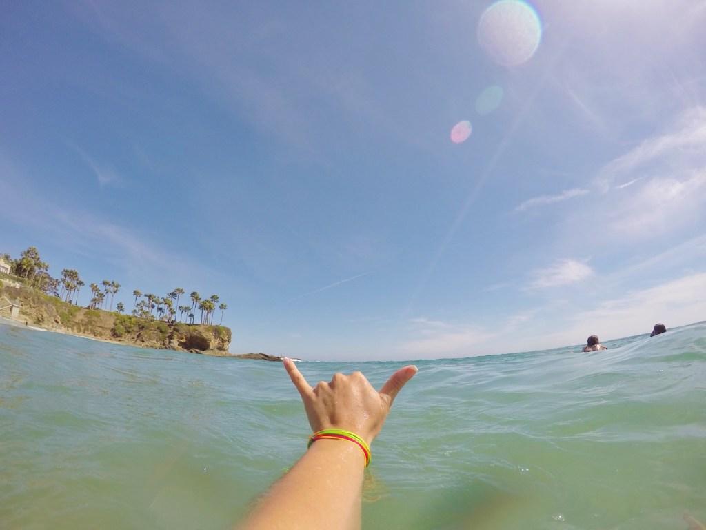 summer in laguna beach