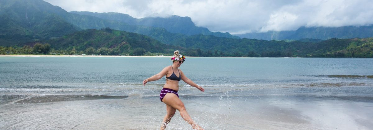 My First Trip to Kauai // Hawaii