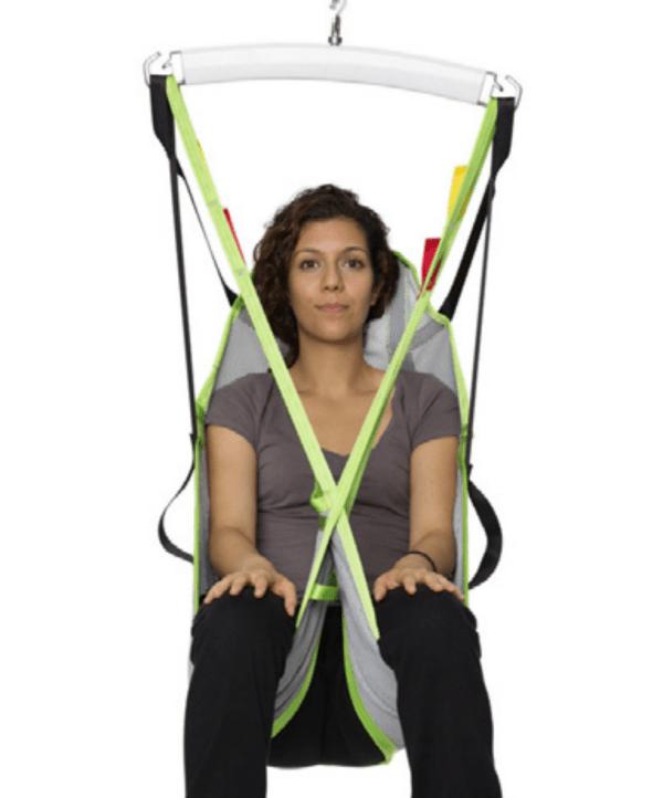 Alohamedical_Full body sling_net_front