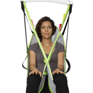 Alohamedical_Full body sling_net_front