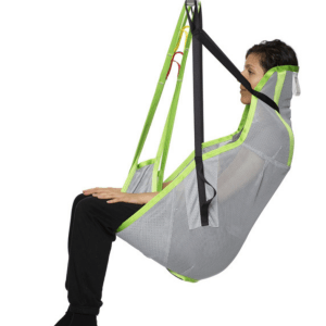 Alohamedical_Full body sling_net_lateral