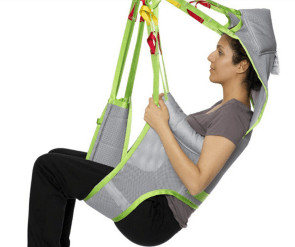 Alohamedical_toileting sling lateral view
