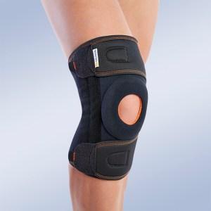 7119 short wrap around knee brace