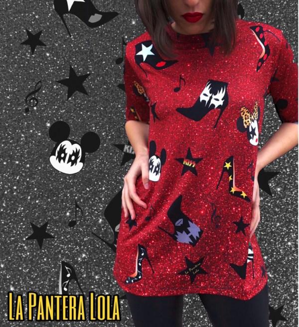 CAMSIETA LA PANTERA LOLA