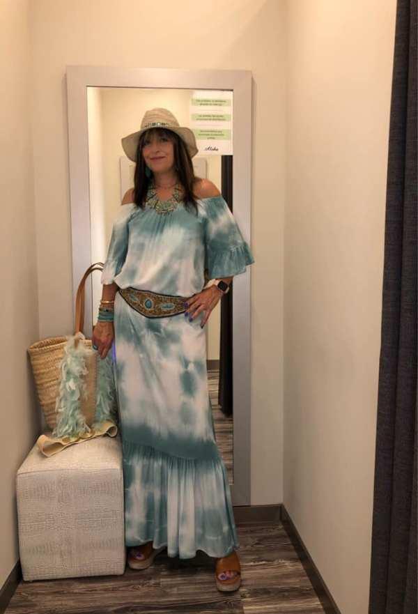 vestido largo mexico tie-dey