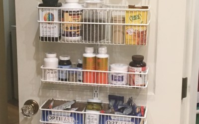 Organizing the Pantry in 90 Seconds!