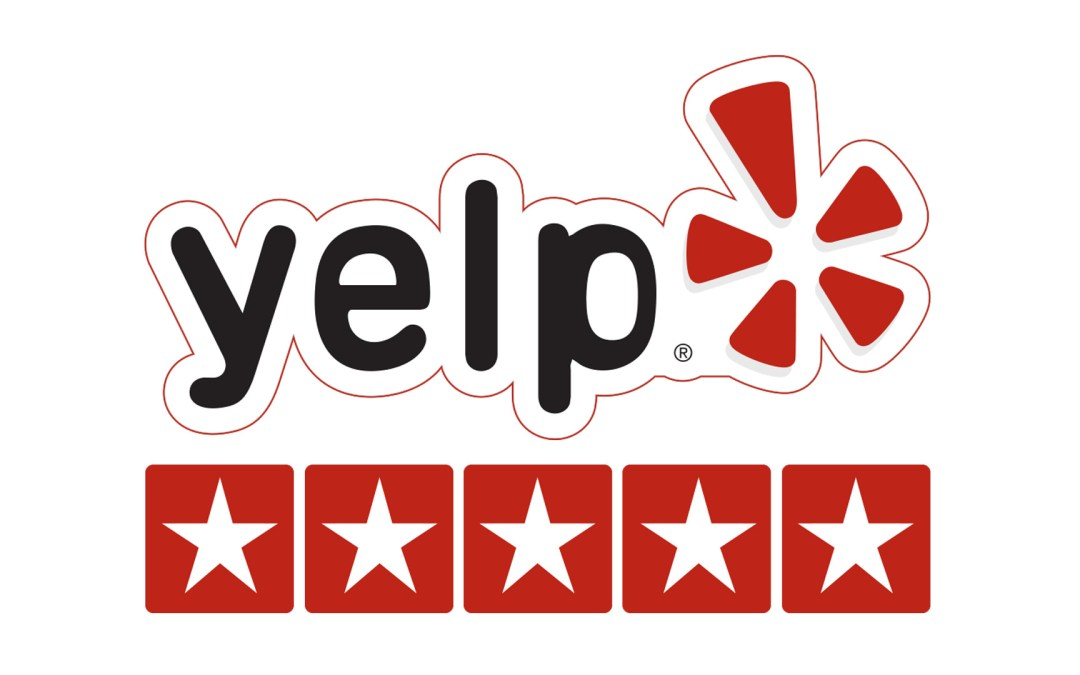 Image result for 5 star rated yelp