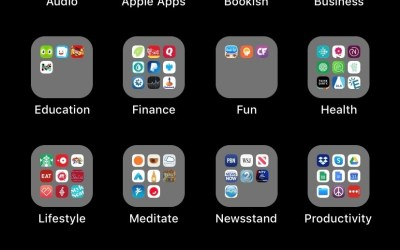 Tidy-in-Place Challenge APRIL 9: Apps
